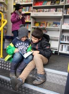 Bücherbus